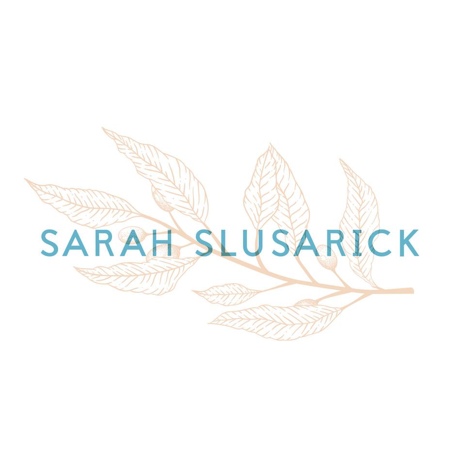 Sarah Slusarick Alternate Logo