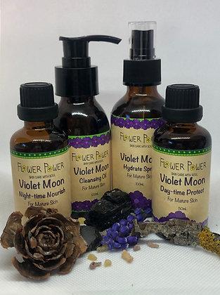 Violet Moon Skincare Set