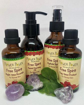 Free Spirit Skincare Set