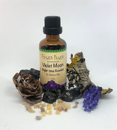 Violet Moon Night-time Nourish