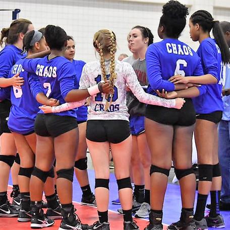 Carolina Chaos Team