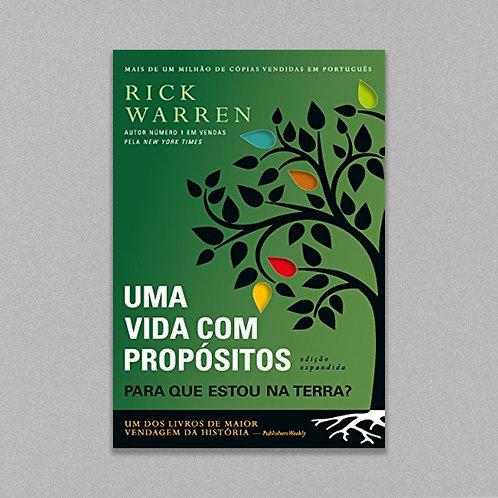Uma Vida Com Propósito   Rick Warren