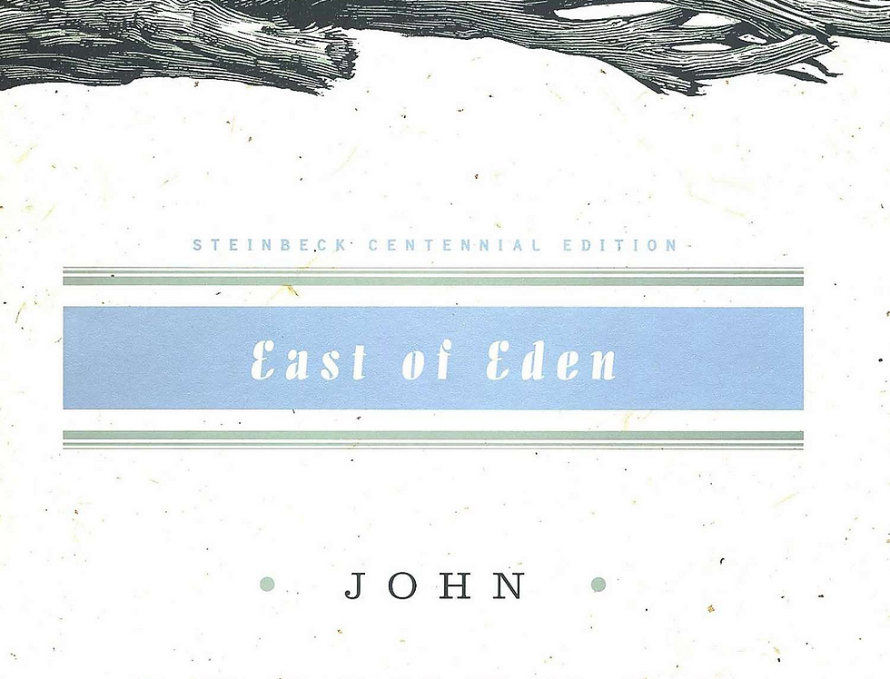 East of Eden (Centennial Edition)