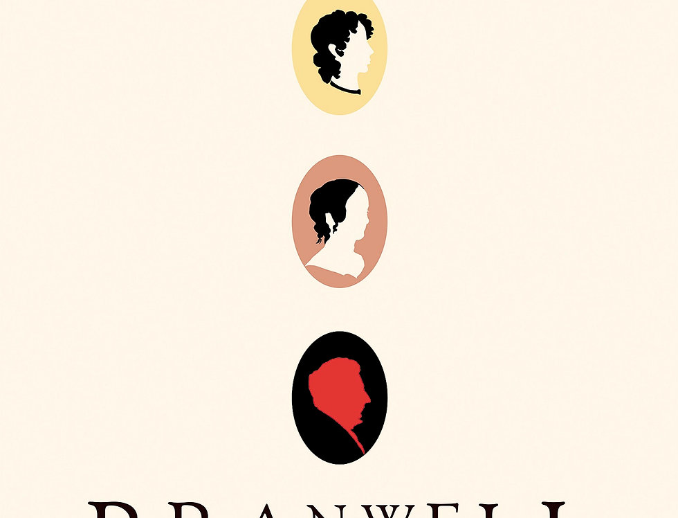 Branwell: A Novel of the Brontë Brother