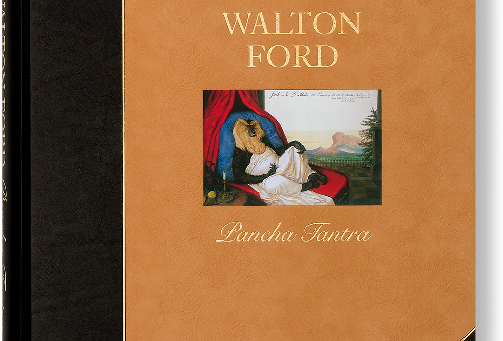 Walton Ford. Pancha Tantra (Limited Collector's Edition)