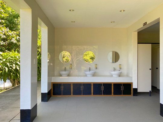 Shower Halls