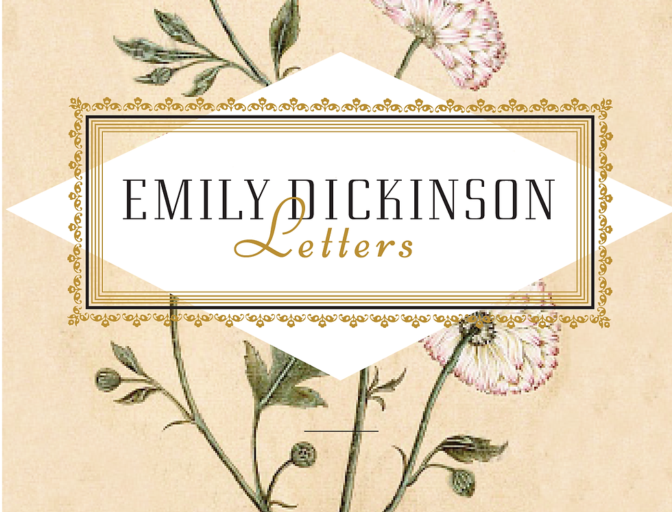 Dickinson: Letters