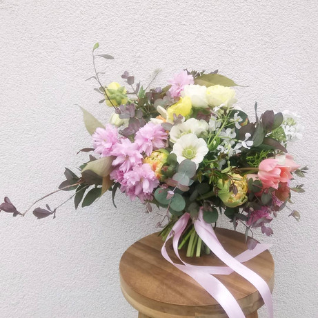 Hand Gathered Spring Bouquet