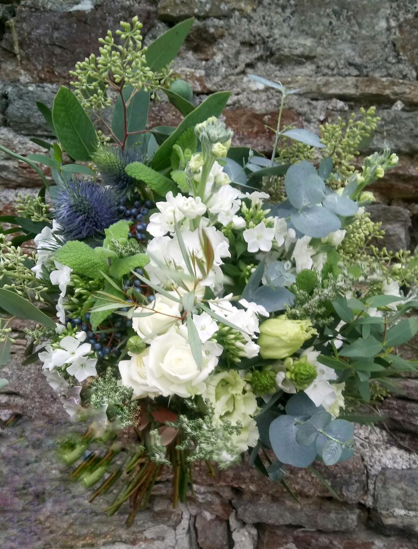 Gloria's Bridesmaid Bouquet