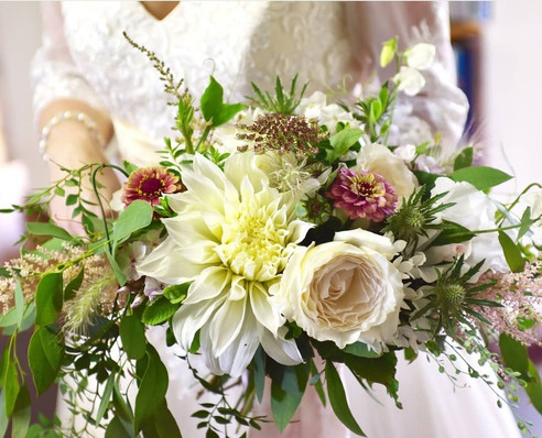 Rebecca's Bouquet July 2020