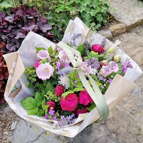 Luxurious Irish Garden Bouquet