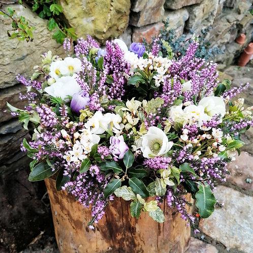 Seasonal Sympathy Wreath