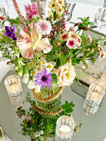 Wildflower Table Posy