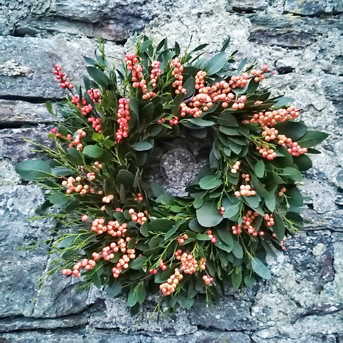 Eucalyptus & Berry Wreath