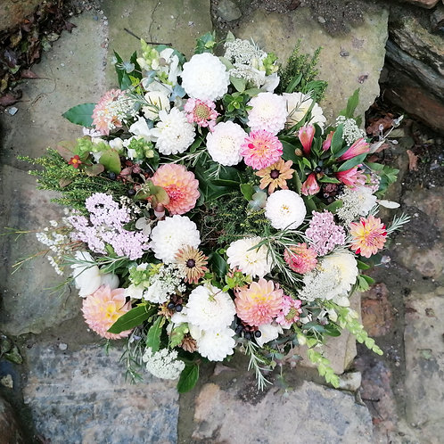 Seasonal Sympathy Wreath