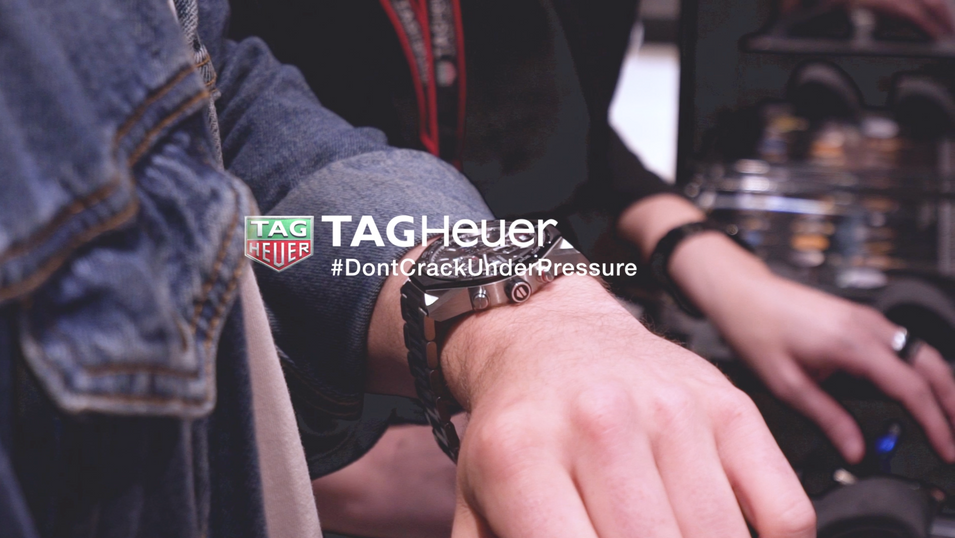 D'marge & Tag Heuer