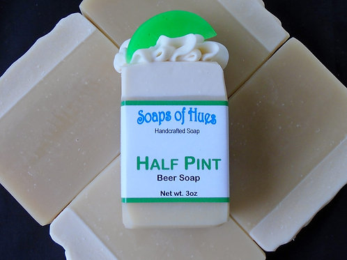 Half Pint (Beer Soap)