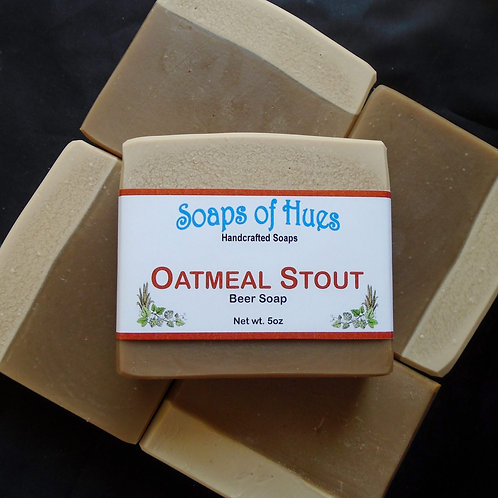 Oatmeal Stout (Beer Soap)