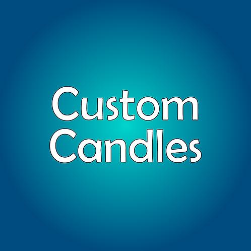 YOU-nique CUSTOM Candles