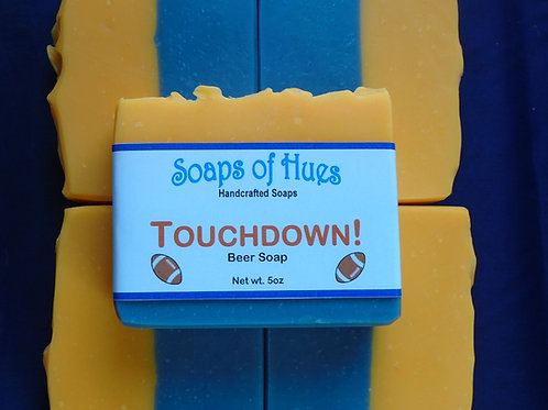 Touchdown! (Beer Soap)