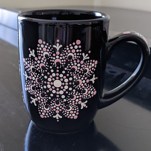Black Coffe Cup/Mug