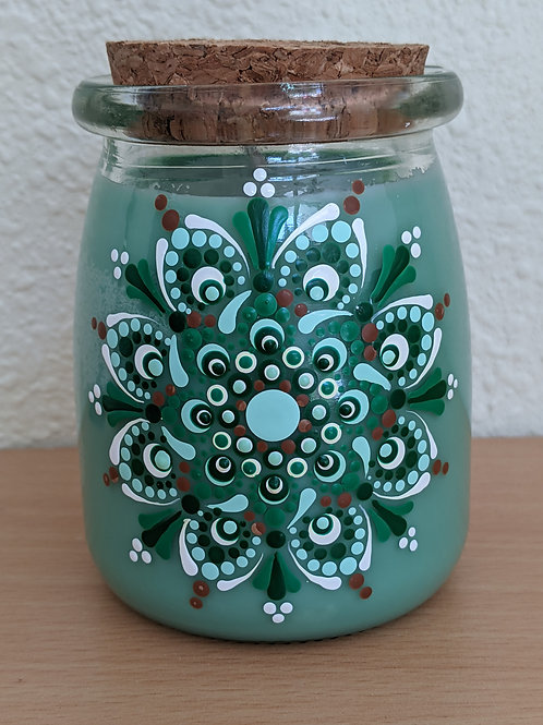 Candle: Christmas Trees
