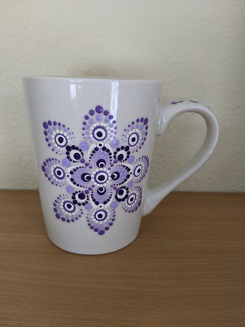 White Coffe Cup/Mug
