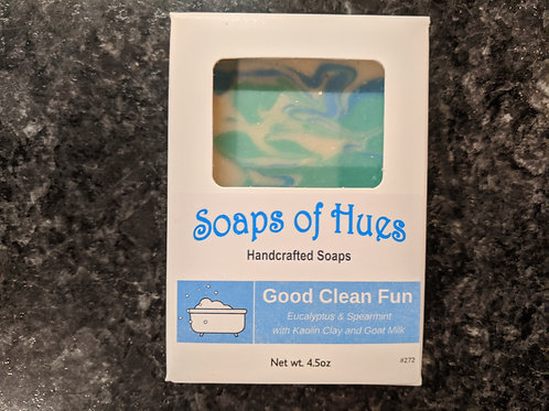 Good Clean Fun (Eucalyptus & Spearmint FO)