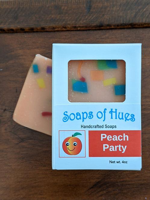 Peach Party (Peach FO)