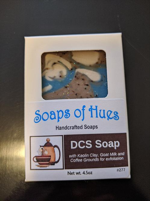 DCS Soap (Exfoliating Soap)