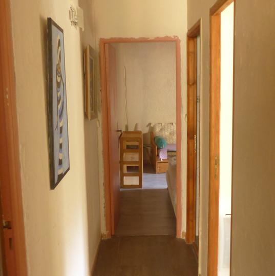"""couloir, """"la Grange"""", gîte le hameau de"""