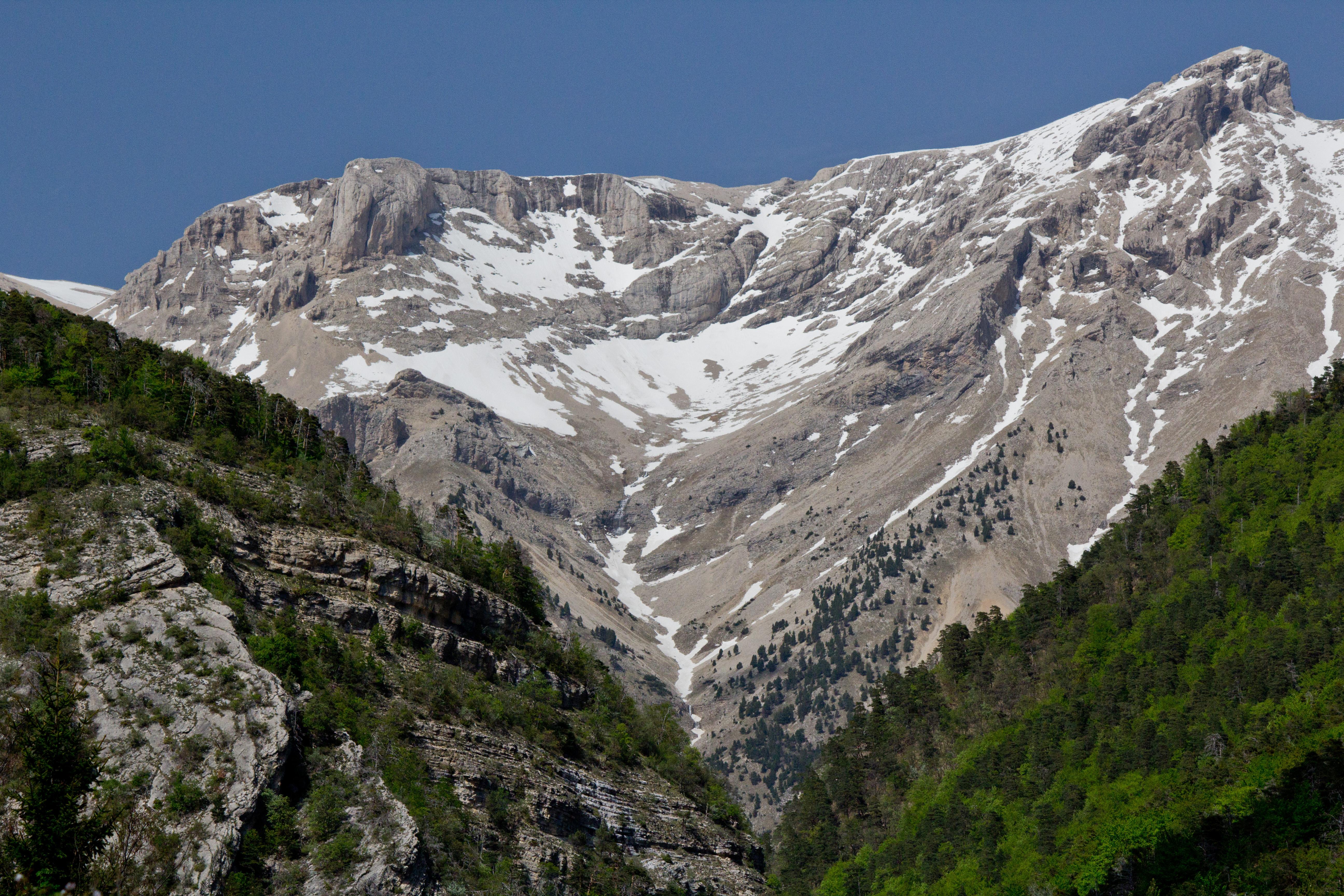 vue du Massif du Dévoluy
