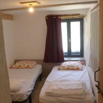 la petite chambre du p'tit gite, le hameau de Villauret