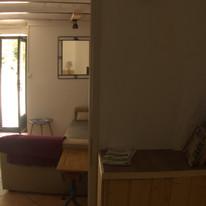 le couloir du p'tit gite du hameau de Villauret