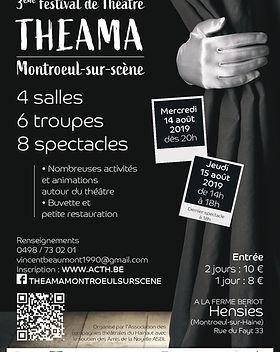 Guide de l'été 2019 - Festival Theama 14