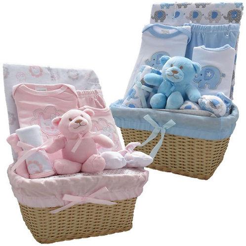 Baby gift set Basket