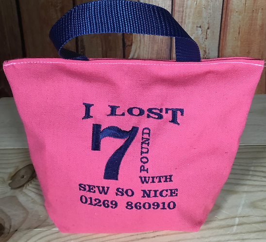 "Bags for sharing   7lb           ""I Lost with"""