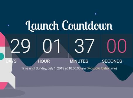 Shop Launch...