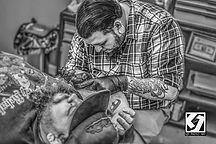 moscow tattoo artist, moscow, id, IAN RIPLEY