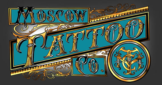 MoscowTattoo Company Tattoo and Piercing Studio