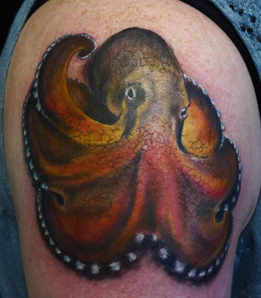 Todd Holley - Underwater Creature