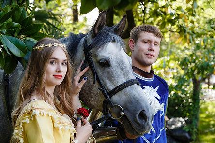 Фотосессия с лошадьми в Сочи