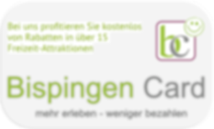 Bispingen Card