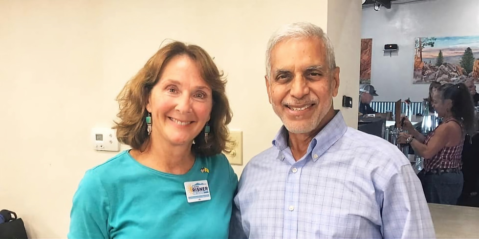 POSTPONED Abbas Akhil Farewell-Fundraiser to Support Claudia Risner