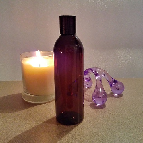 8 oz Relaxation Massage Oil
