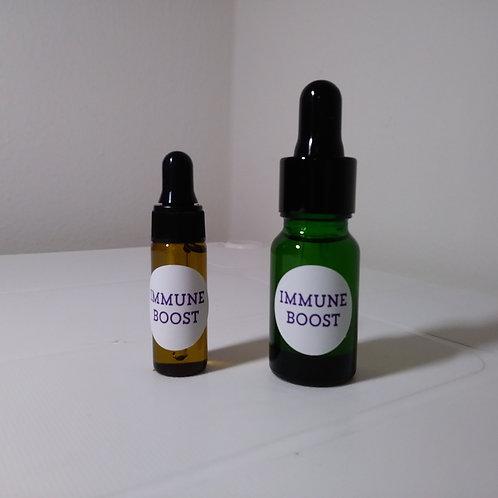 Immunity Boost Essential Oil Blend