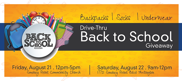 School Supply Drive-Thru_AnnoucementSlid