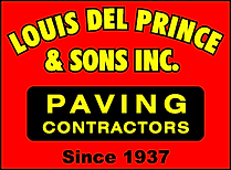 Louis Del Prince & Sons Inc. Paving Contractors Since 1937
