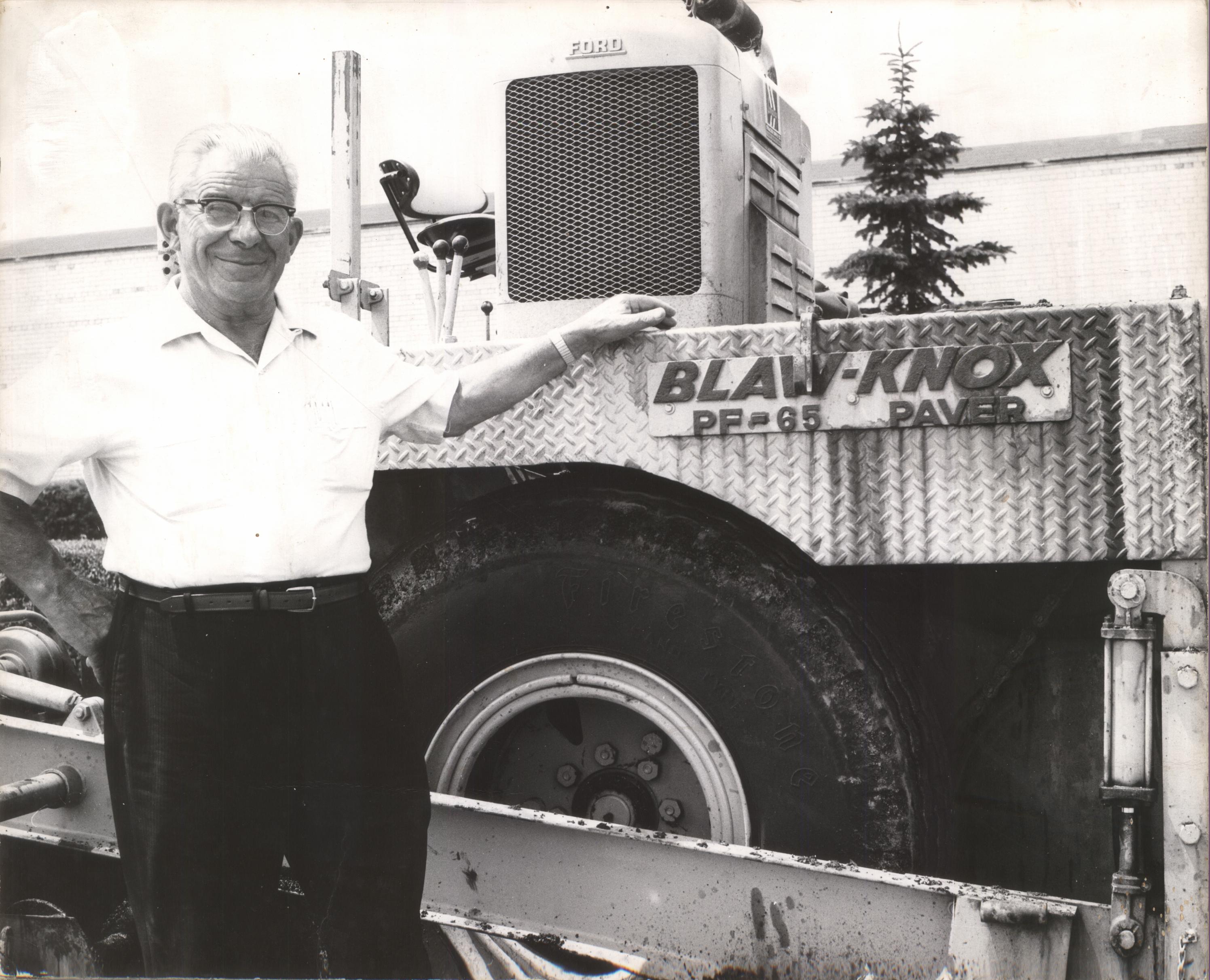 Louis Del Prince  (Founder) 1964