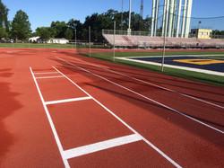 track finished 3